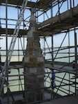 Repairs to Pillaton church tower