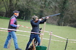 Photo by Tanya Taylor from Pillaton Fundraising Clay Pigeon Shoot, 17 April 2016