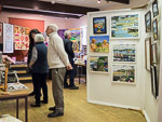 Photo from Pillaton Arts And Crafts 2016 Exhibition. Photo by John Wheeley