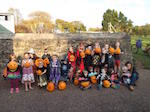 Photo from Pillaton Pumpkin Carving Event, October 2016