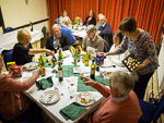 Pillaton Skittles League Dinner
