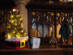 Pillaton Christmas Tree Festival, December 2016