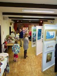 Photo of PAAC Exhibition, April 2014