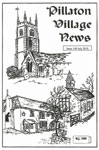 Cover of the Village News magazine