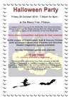 Pillaton WW1CG Halloween Poster 2016 thumbnail