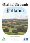 Cover of the 'Walks Around Pillaton' booklet